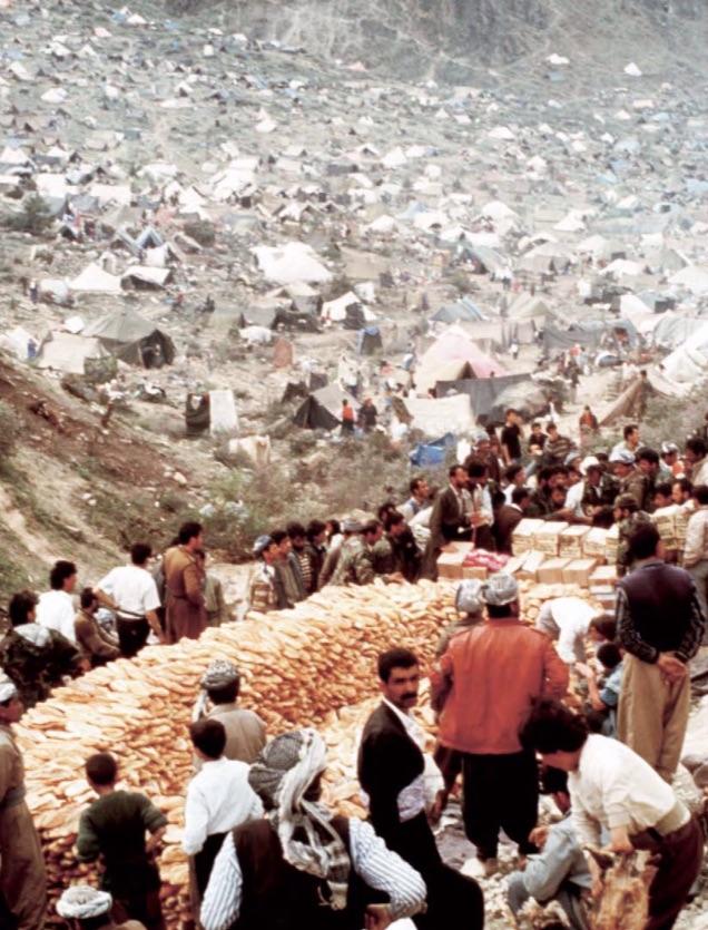 Iraqi Kurdish Refugees, Gukarca, Pakistan (UNHCR 2000)