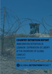 Lebanon Immigration Detention Profile | Global Detention