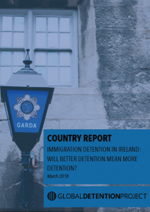 Immigration detention in Ireland