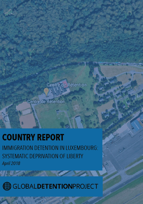 Immigration detention in Luxembourg - 2018
