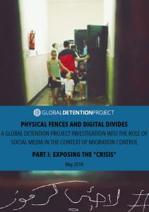 Social Media - Physical Fences and Digital Divides I