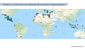 Detention Centres in CMW Countries