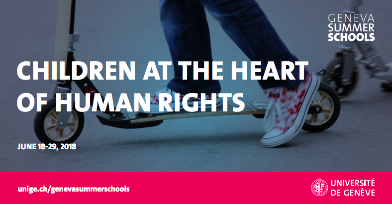 Children at the Heart of Human Rights