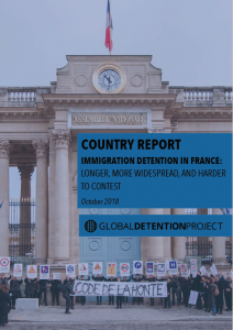 Immigration Detention in France