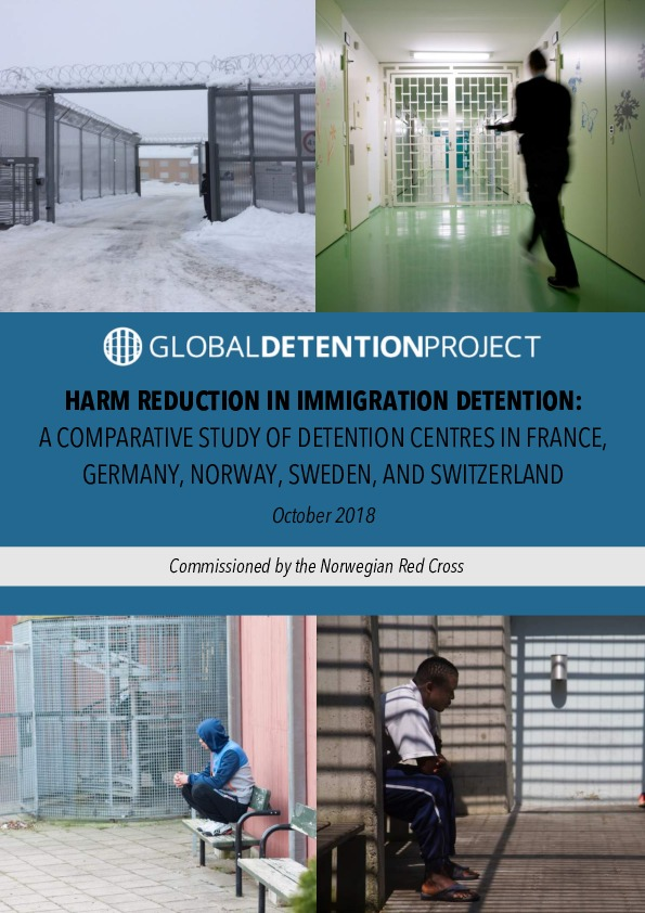 Harm Reduction in Immigration Detention - GDP & Norwegian Red Cross