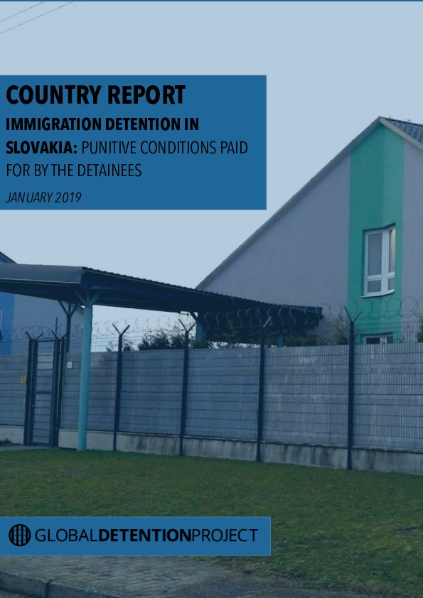 Immigration Detention in Slovakia