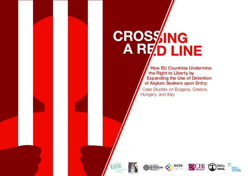 Crossing a Red Line