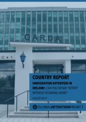 Country Detention Reports Archives - Global Detention