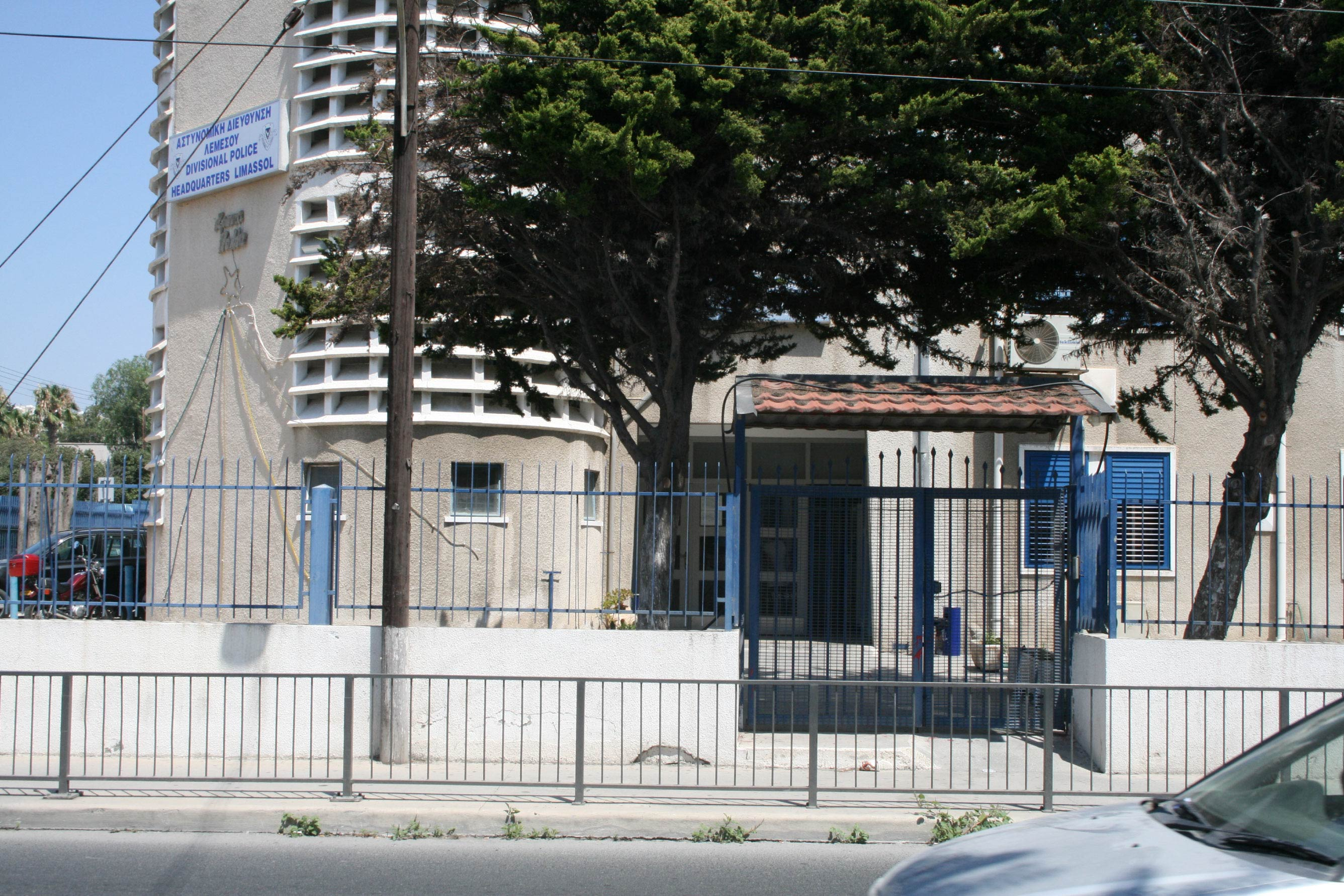 Limassol Police Station Detention Centre (Cyprus)