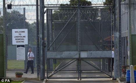 Lindholme Immigration Removal Centre in United Kingdom ...