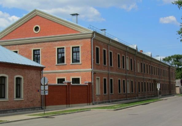 Noteks, Daugavpils State Border Guard Administration detained foreigners and asylum seekers center, A.Pumpura street 105b, Daugavpils, http://norteks.lv/en/daugavpils-state-border-guard-administration-detained-foreigners-and-asylum-seekers-center-a-pumpura-street-105b-daugavpils.html